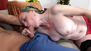 Prolapse mom anal sex with step grandson