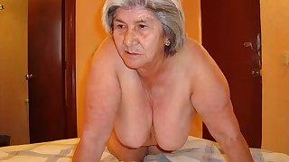 HelloGrannY Amateur Latin Grandma Pics Slideshow